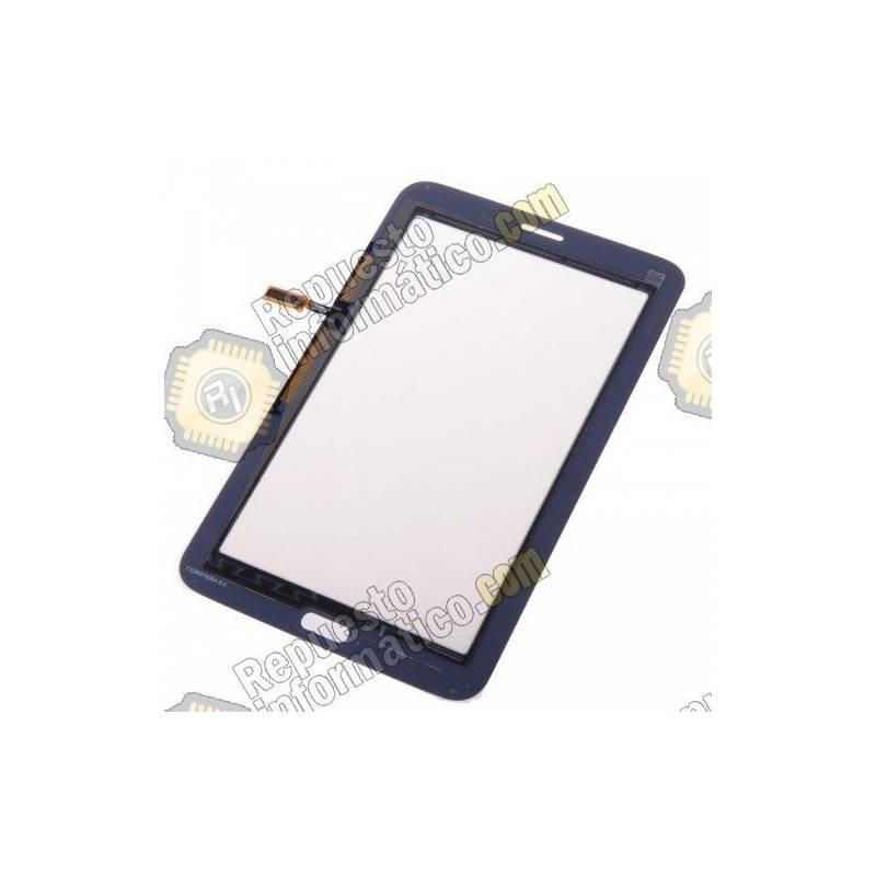Táctil Negro Gatalaxy tab 3 (T111) (3G)