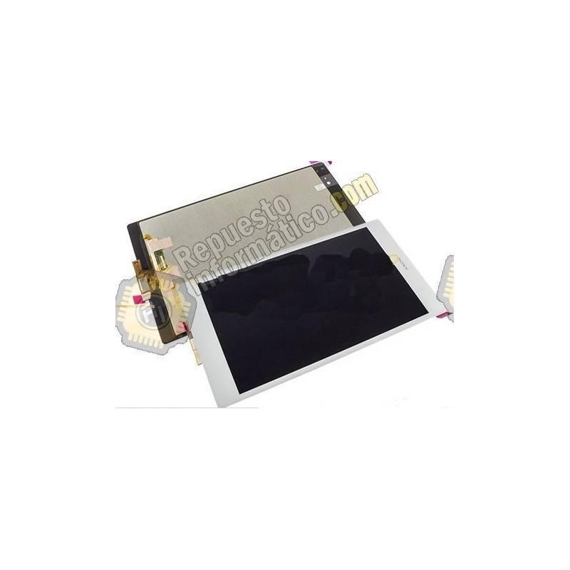 Pantalla (Táctil+LCD) Blanca Tablet Xperia Z3 compact