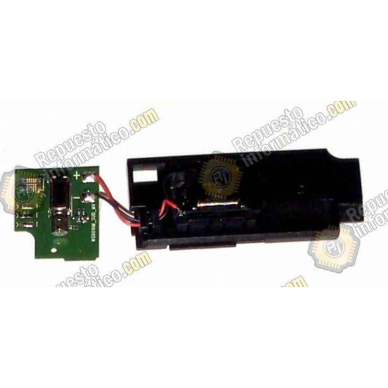 Buzzer Altavoz+Vibrador HP Slate 6 voice tab (Swap)