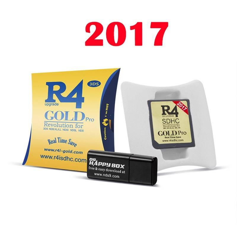 R4 iGold Pro Versión 2017