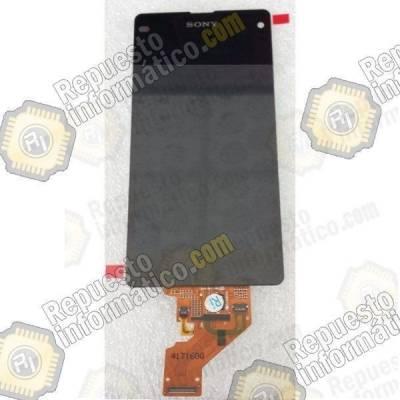 PANTALLA (LCD+TACTIL) SONY (NEGRA) XPERIA Z1 COMPACT
