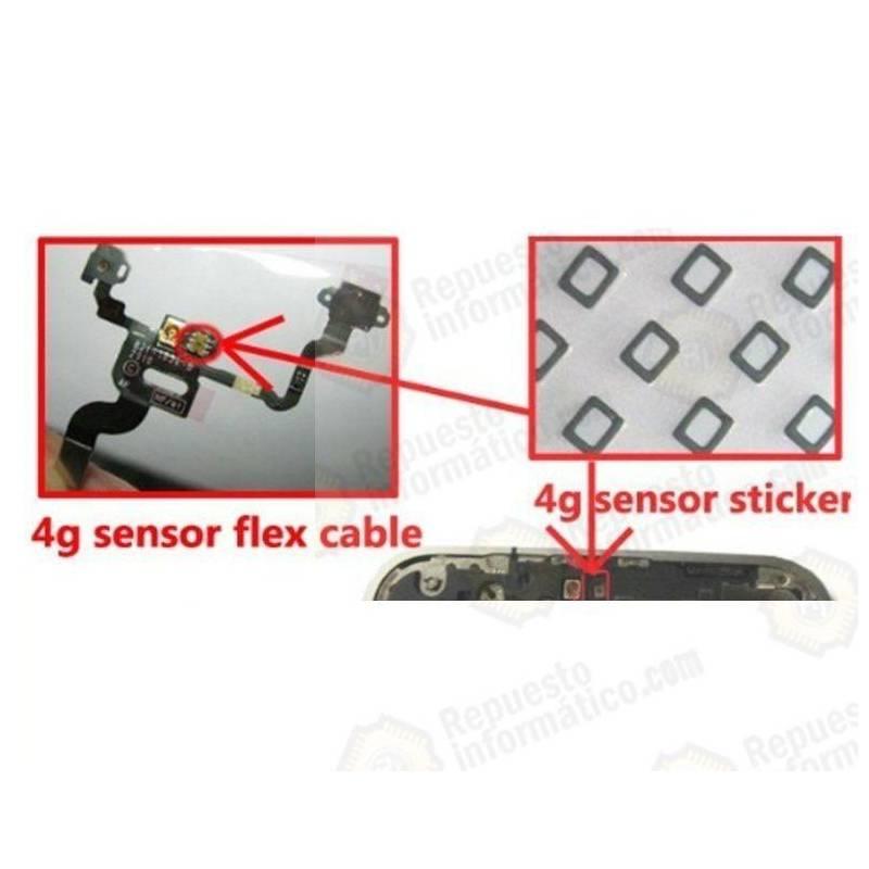 Filtro Completo Sensor Proximidad Sensor iPhone 4G/4S