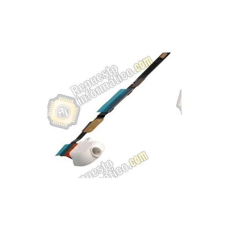 Flex Audio Jack iPad Mini 3 Blanco