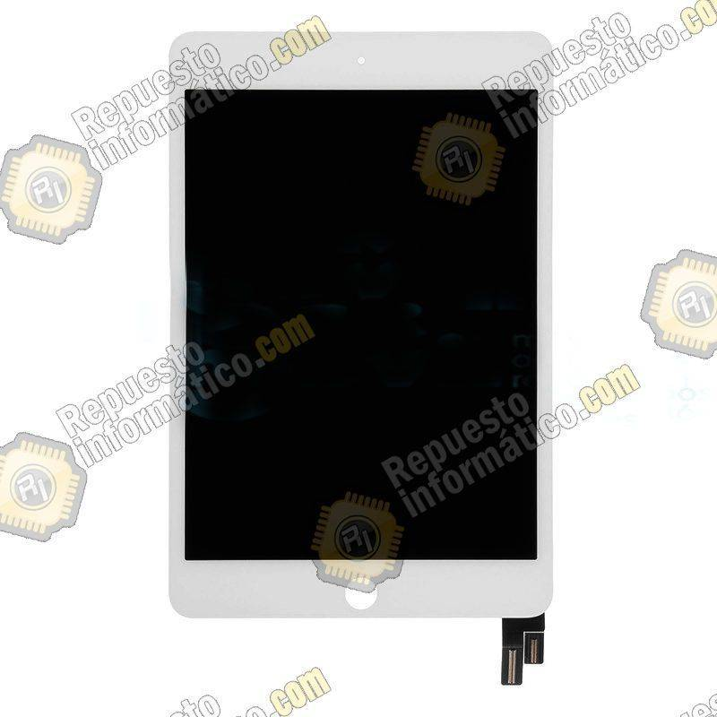 Pantalla (LCD + Táctil) Apple iPad Mini 4 (Blanco)