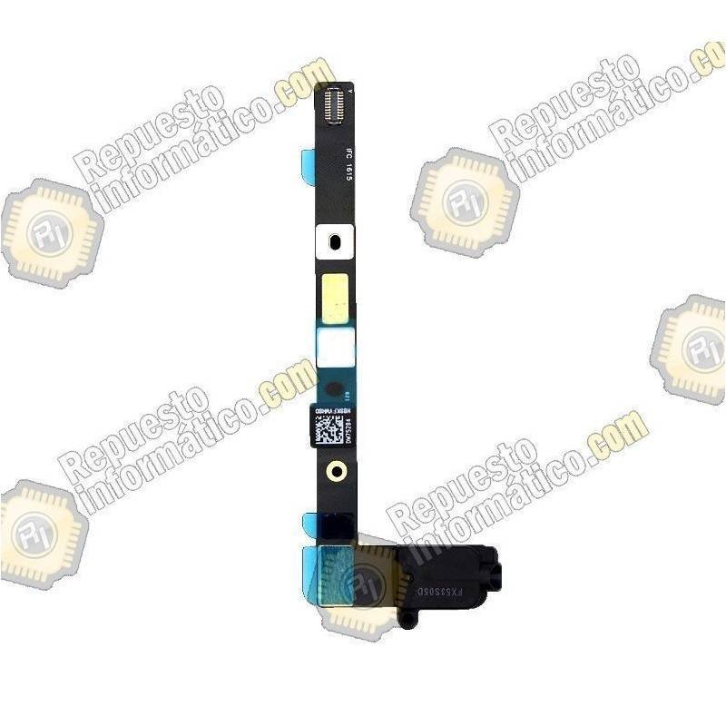 Flex Audio Jack iPad Mini 4 (Negro)