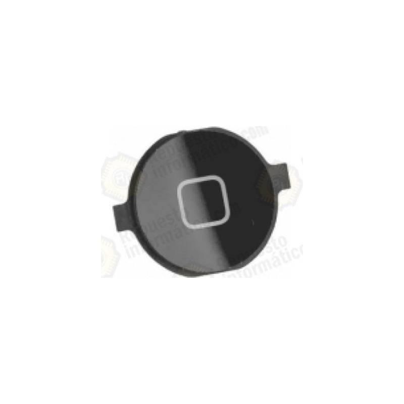 Botón Home iPhone 4 Negro