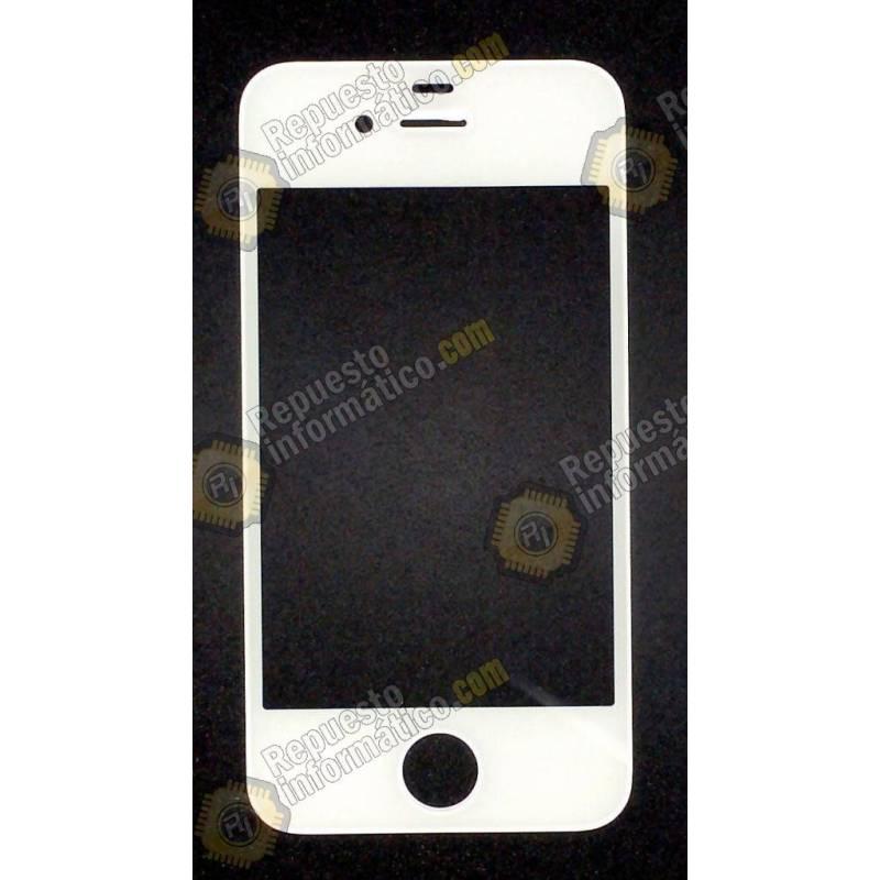 Cristal delantero Blanco iPhone 4g