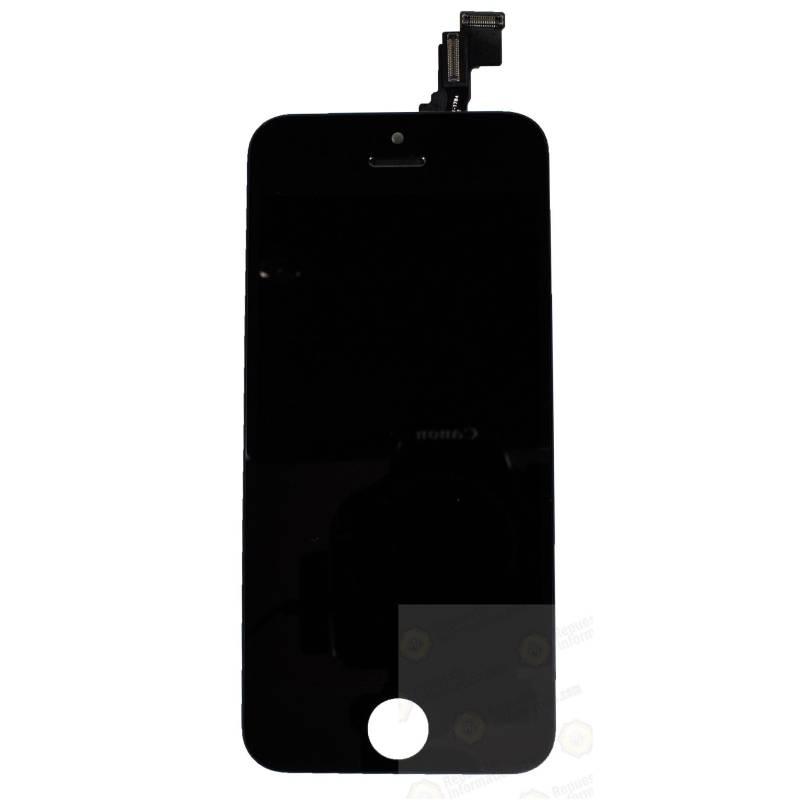 Pantalla iPhone 5C Negra