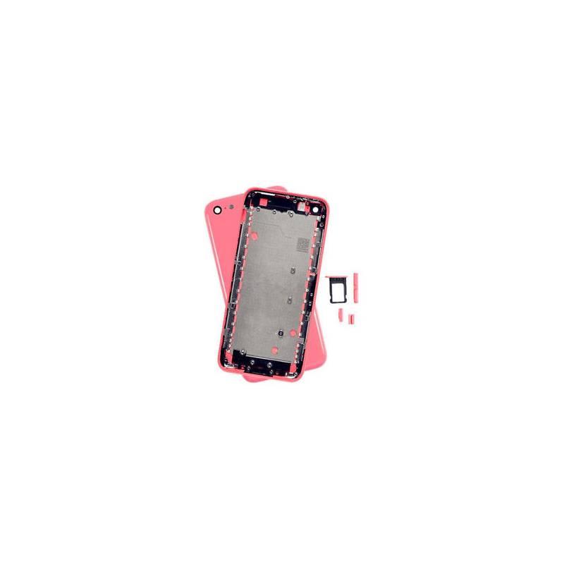 Chasis iPhone 5C sin Flex (Rosa)