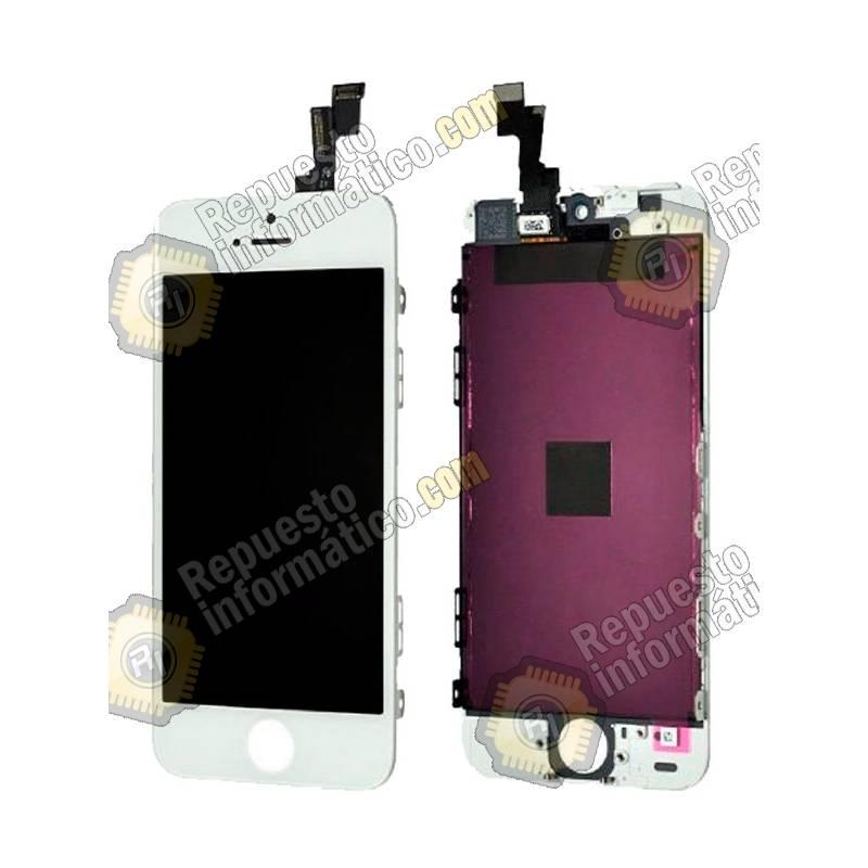 Pantalla LCD + Táctil para iPhone SE Color Blanco