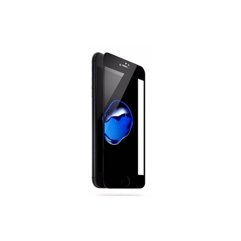 Cristal Templado 3D, Negro iPhone 7