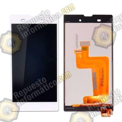 Pantalla (LCD+Táctil) Xperia T3 (Blanca)