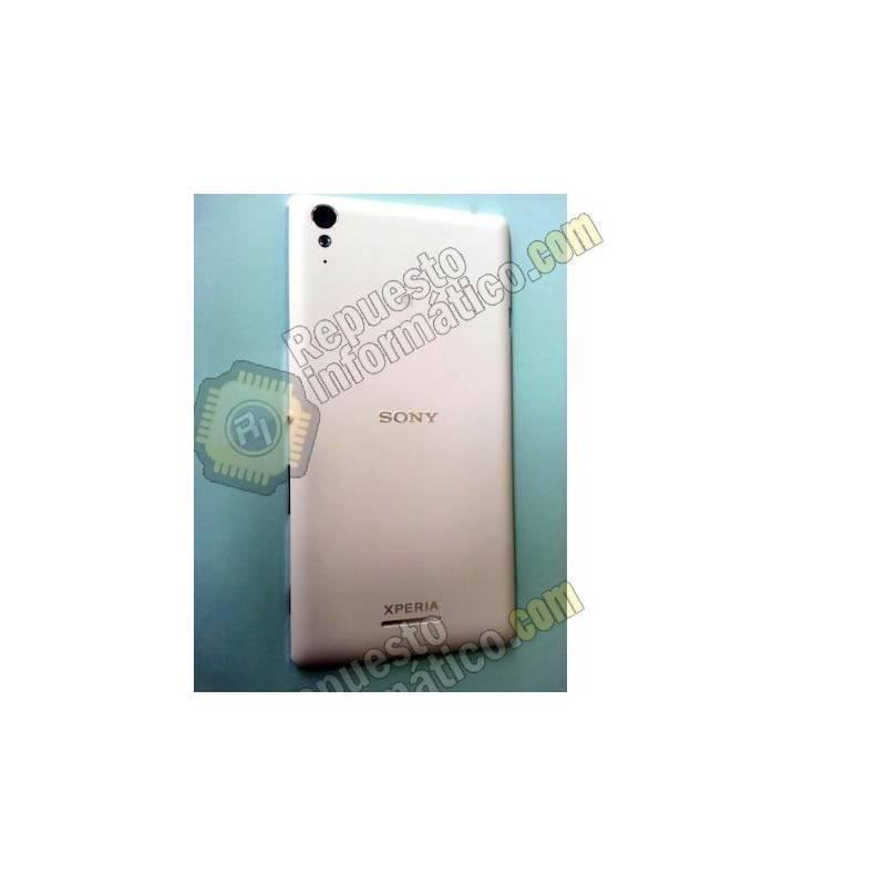 Tapa Trasera para Sony Xperia T3 Blanca (Swap)
