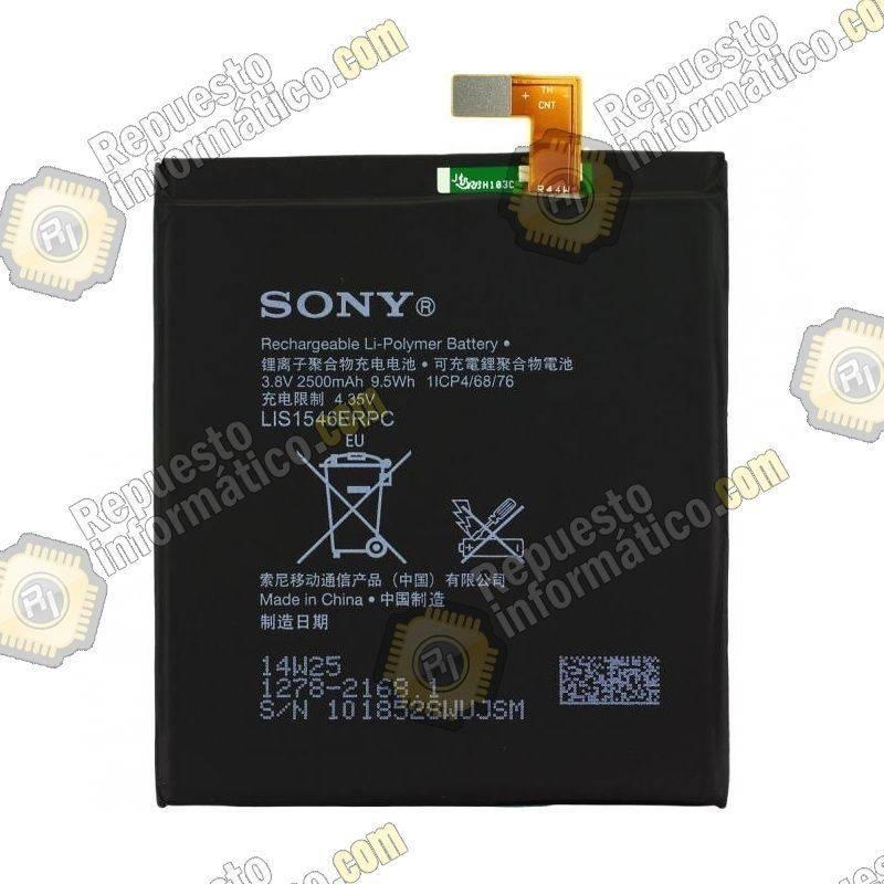 Batería Xperia T3,, Xperia C3 (LIS1546ERPC) (Swap)
