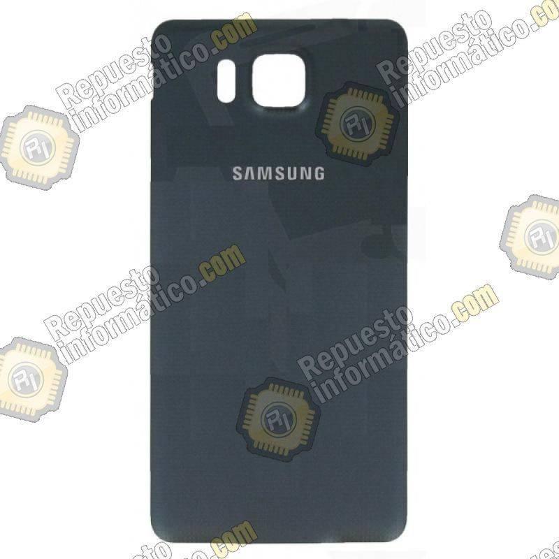 a0982e966fb Tapa Trasera Samsung Galaxy Alpha, G850F Negra