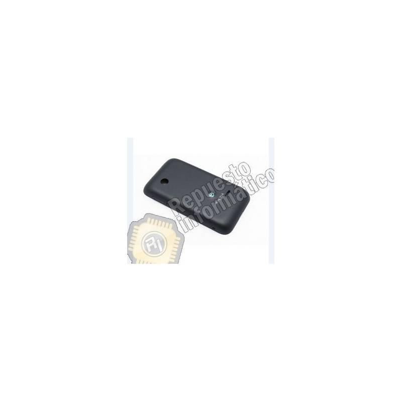 Tapa Batería Xperia Tipo ST21 Negra (Swap)