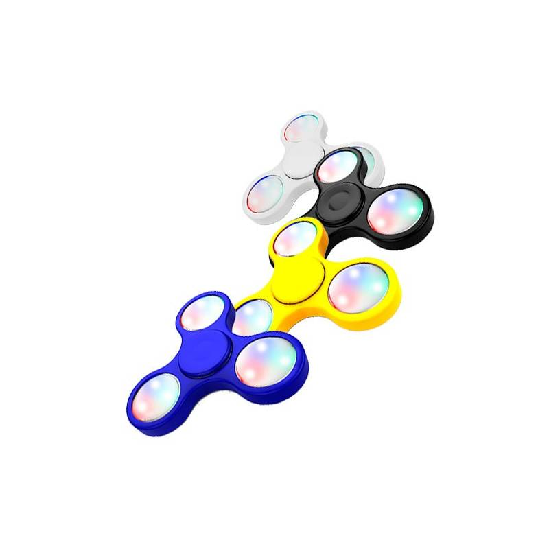Spinner con Led Pack 20