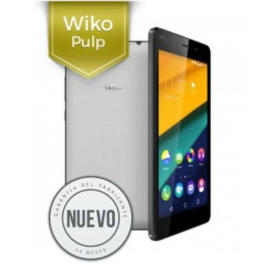 Wiko Pulp - Dual Sim 16GB Color Blanco