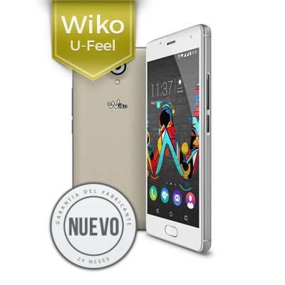 Wiko U Feel - Dual Sim 16GB Color Crema
