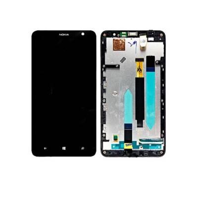 Pantalla (LCD+Táctil+Marco) Nokia Lumia 1320 Negra