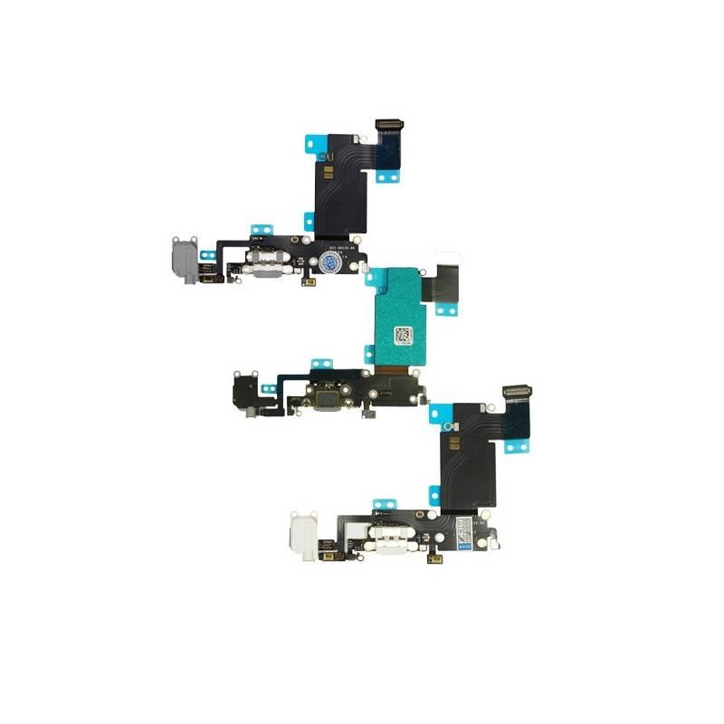 Flex Conector Carga + Micro Apple iPhone 6S Plus