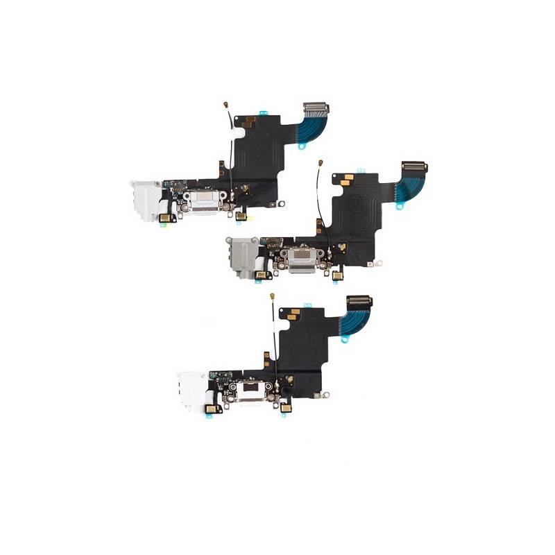 Flex Conector Carga + Micro Apple iPhone 6S