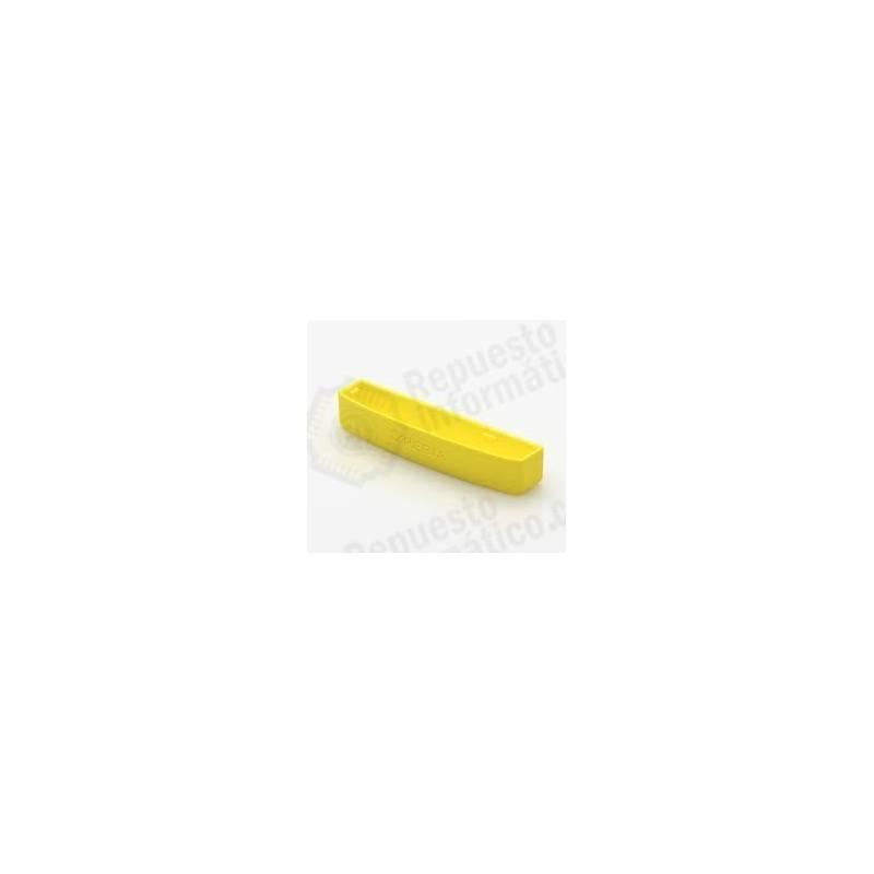 Carcasa Inferior amarilla Xperia u St25