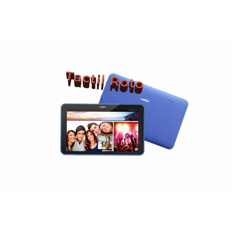 Tablet Wolder Mitablike 8GB