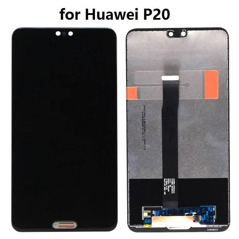 Pantalla Lcd+Tactil Huawei P20 ANE LX1 Negra