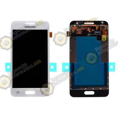 Pantalla blanca (LCD+TACTIL) G355 (Galaxy core2) (Directo de fabrica) (GH97-16070B)