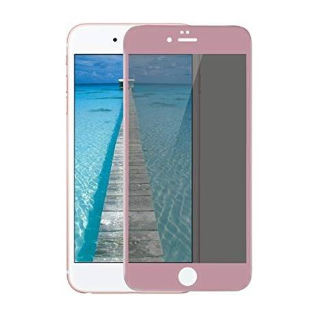 Cristal Templado 3D IPhone 6 Plus / 6S Plus Rosa