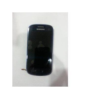 Pantalla Completa Samsung Galaxy S3 Mini (i8190) Azul (Directo de Fabrica) 100% Testeada
