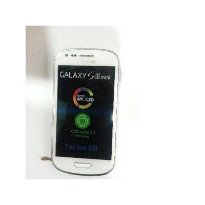 Pantalla Completa Samsung Galaxy S3 Mini (i8190) Blanca (Directo de Fabrica) 100% Testeada