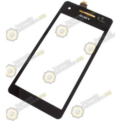 Táctil Negro Sony Xperia V