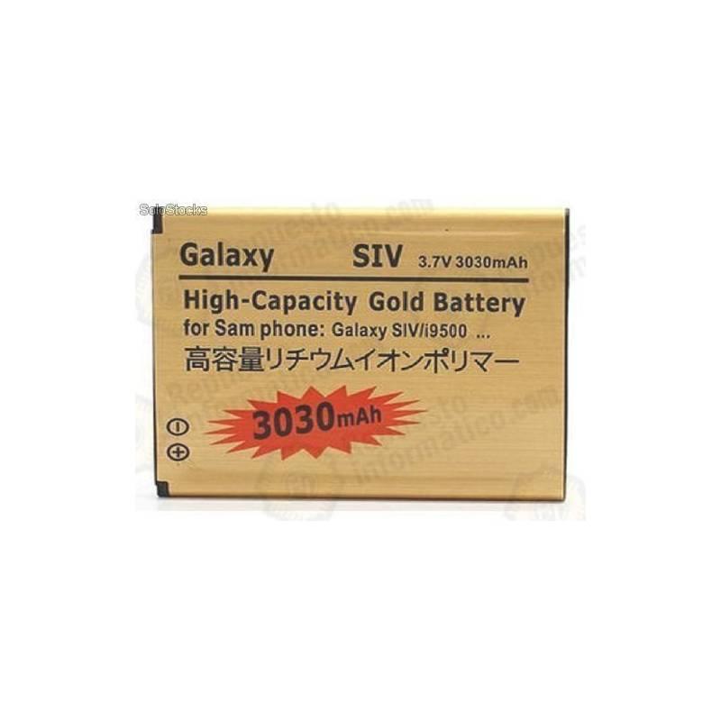 Batería Samsung Galaxy S4 i9500 / I9505 Alta duracion