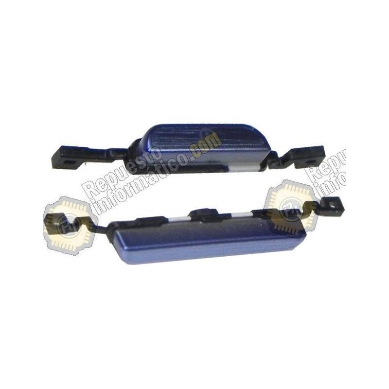 Botones s3 Mini azul power y volumen