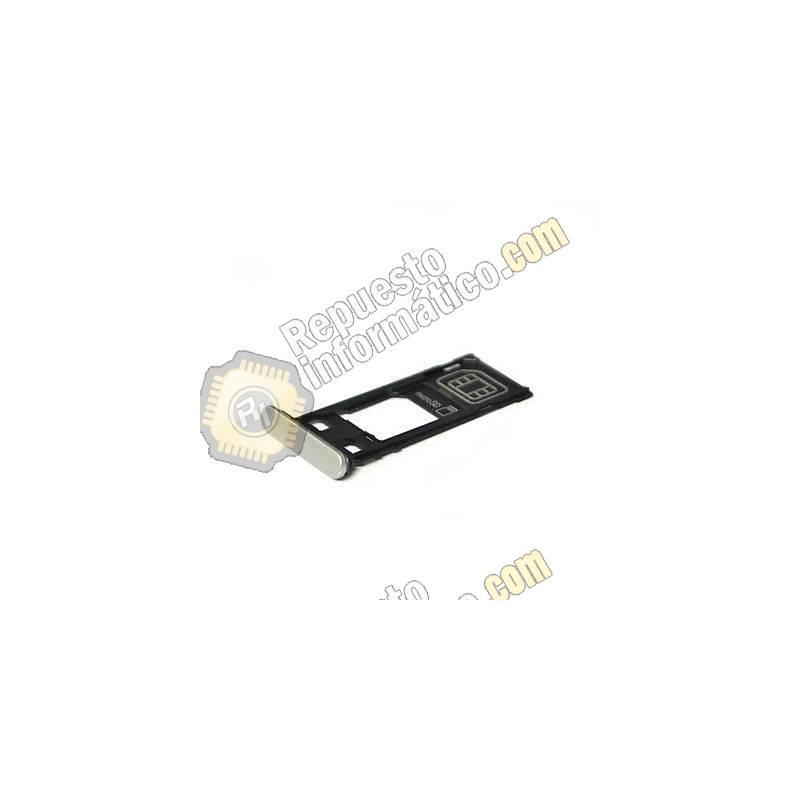 Bandeja tarjeta Sim/ memorias SD Xperia X F5121