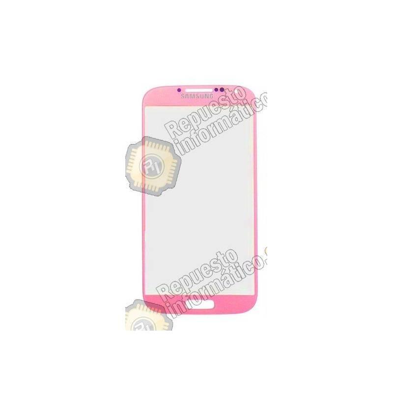 Pantalla de Cristal Rosa para Samsung Galaxy S4 i9500/i9505