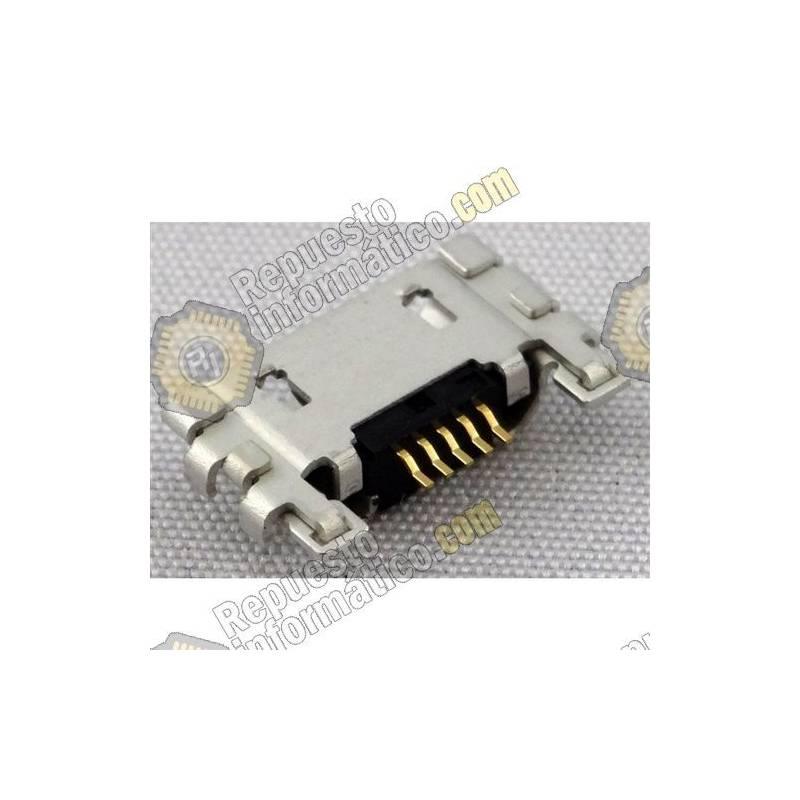 Conector Carga Xperia Z (L36), Ray (ST18), (WT19i),ST25i,LT25i, LT26