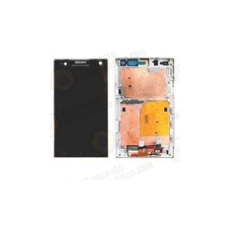 Pantalla Completa Sony Xperia S LT26i Blanco (Swap)