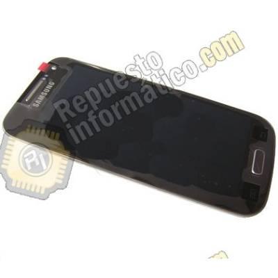 Pantalla (lcd+tactil) s4 mini i9190 (Negra) 100% original (Directa de fabrica)