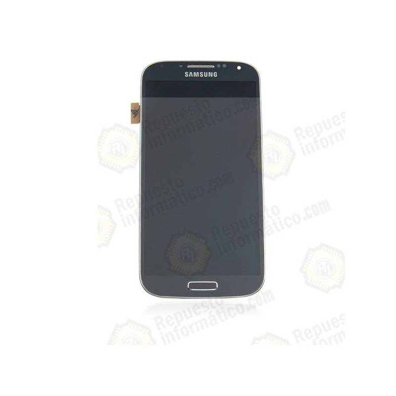 Pantalla (LCD+Táctil+Marco) Samsung Galaxy S4 (i9505) Gris