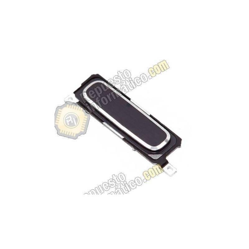 Botón Home Gris para Samsung S4 i9500/i9505