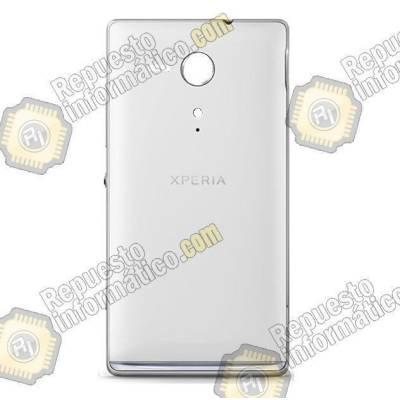 Tapa Trasera Sony Xperia SP Blanca