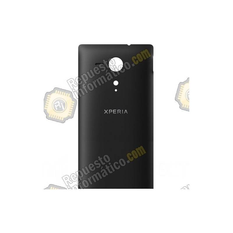 Tapa trasera Sony Xperia SP Negra (USADA)