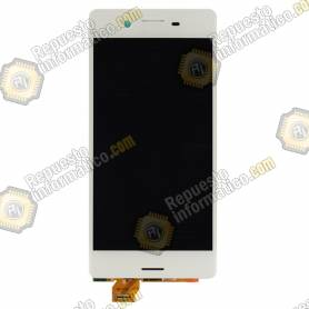 PANTALLA LCD+TACTIL SONY XPERIA X F5121 COLOR BLANCO