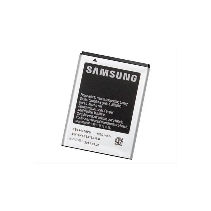 Batería para Samsung s5830 Galaxy ace (EB494358VUCSTD)