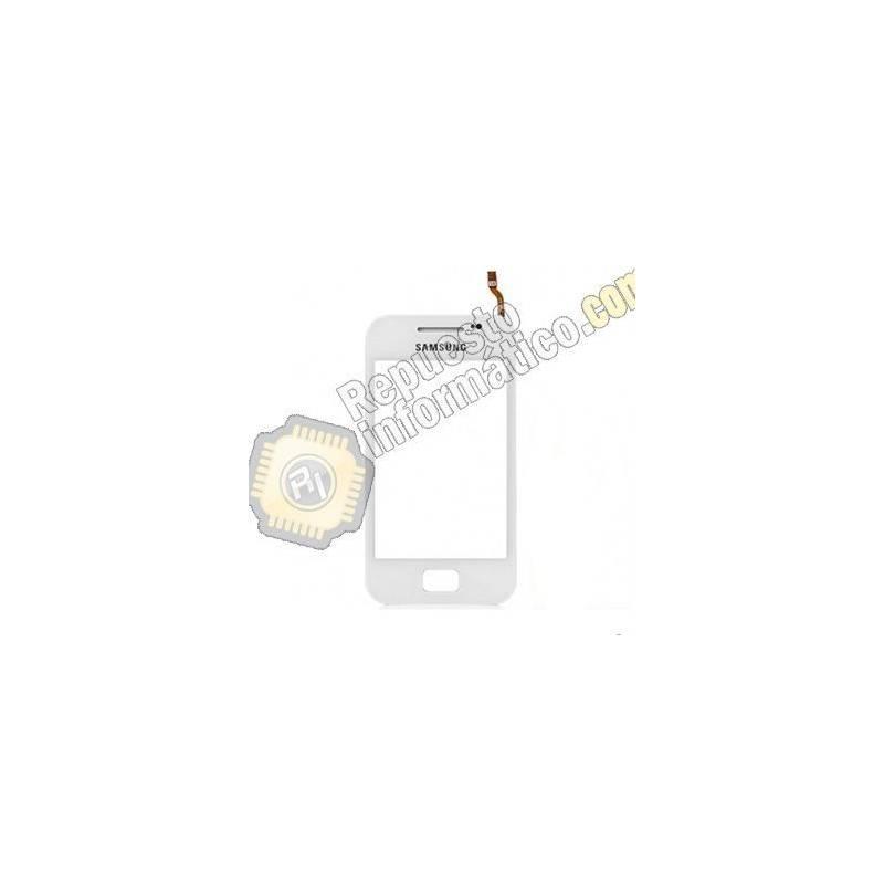 Táctil Samsung Galaxy ACE GT-S5830 Blanco