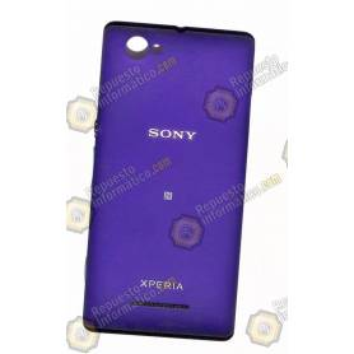 Tapa Trasera Xperia M C1905 violeta