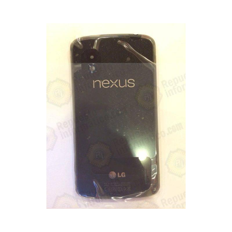 Carcasa Tapa Trasera LG Nexus 4 E960 con NFC